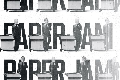 Paper Jam! How Carl Icahn And a Billionaire Partner Blocked Xerox's Merger with Fujifilm