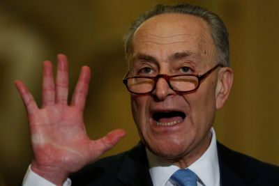 'Not confident': Chuck Schumer comes out in opposition of Trump's AG pick