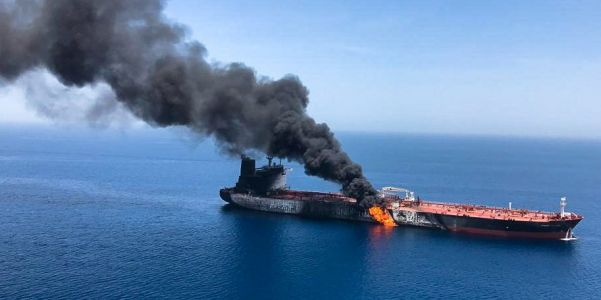 Iran says it will breach nuclear deal limits on enriched uranium, the latest escalation after US accused it of attacking oil tankers