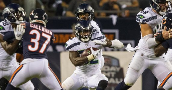 Seahawks running game has been lacking, but no evidence it's any good