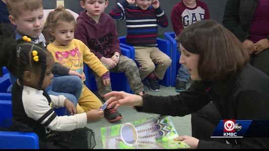 The Children's Spot works with kids needing extra help