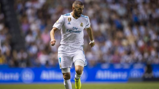 'Benzema the best No.9 in Europe' - Marcelo
