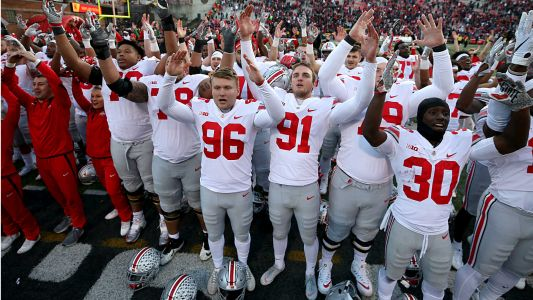History shows not to count Ohio State out of College Football Playoff race