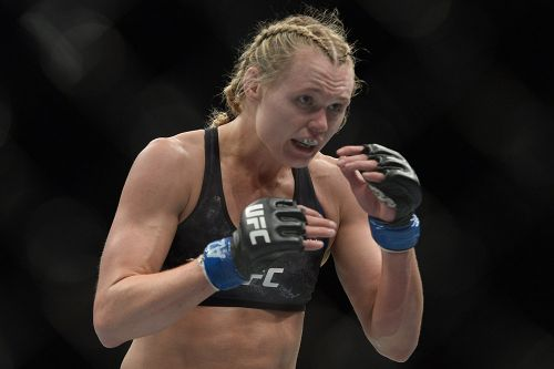 UFC Phoenix win has Andrea Lee feeling like she's 'coming out on top' from tumultuous 2018
