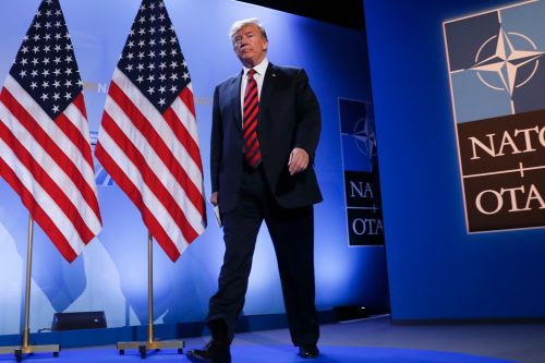 Trump says US commitment to NATO remains strong