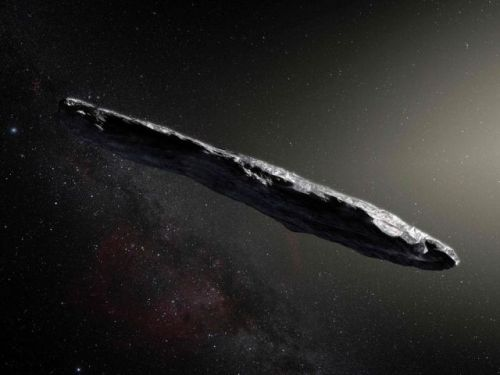 'Best equipment on the planet' to scan interstellar asteroid for any sign of extraterrestrial tech