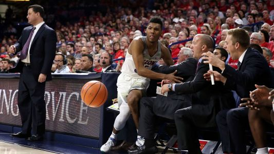 No. 2 Arizona falls to No. 18 Purdue, loses third straight game in Bahamas