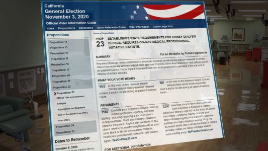 Is that true? Experts break down 'Yes on Prop 23' ad