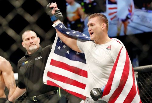 Ian Heinisch wants Derek Brunson after UFC on ESPN+ 10 win: 'I just feel I can beat him'