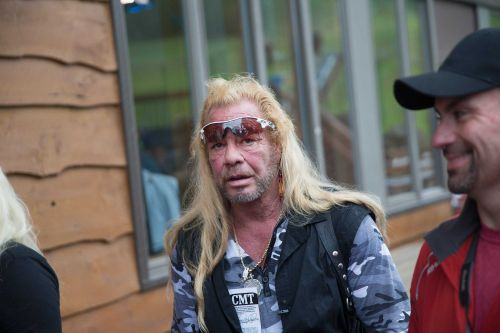 Dog the Bounty Hunter under doctor's care after medical incident, rep says