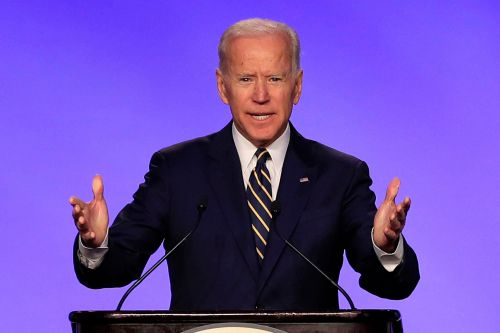 To win, Joe Biden must quit apologizing and stand up to the left