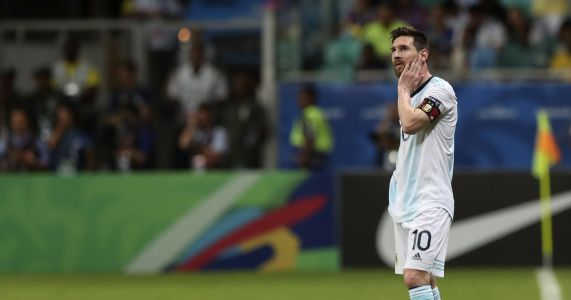 Copa America: Rodriguez leads Colombia to win over Argentina