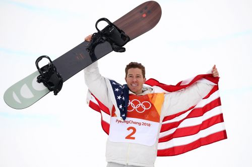 MeToo movement not impressed with Shaun White's history-making gold