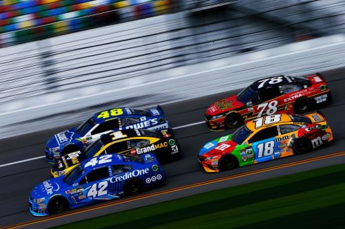 Soccer may hold the solution to one of NASCAR's growing sponsorship problems