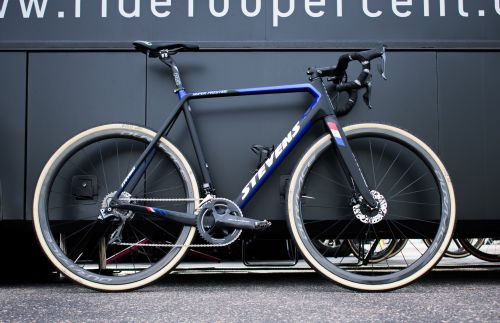 The world's fastest cyclocross racer is set to do battle in Wisconsin - this is his bike