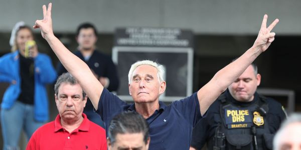 Roger Stone says he'd be open to talking about his conversations with Trump, and that could be a game-changer for Mueller