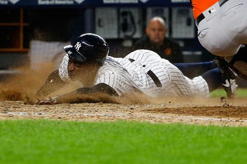 Aaron Boone: Yankees' Didi Gregorius May Be Out for Year After Injuring Wrist