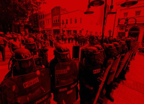 Charlottesville white supremacists ordered to turn over their phones, computers in civil case