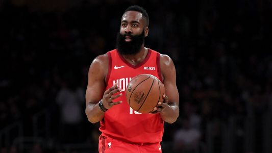 James Harden becomes first player to score 30 or more points against every opponent in one season
