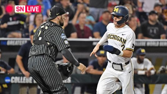 College World Series 2019 finals: Live score, updates from Vanderbilt vs. Michigan Game 3