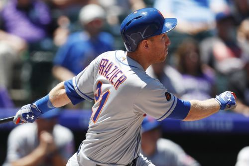 Todd Frazier's opinion of pitching staff is loud and clear