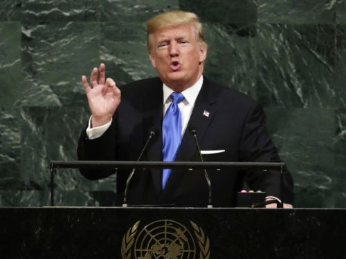 At the UN, an unrepentant Trump is set to rattle foes and friends alike