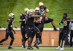 Wake Forest beats No. 19 Virginia Tech 23-16
