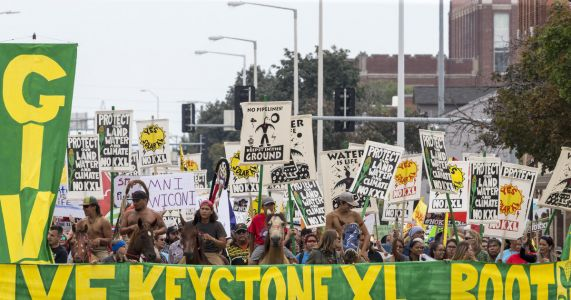 Judge orders gov't review of Keystone pipeline documents