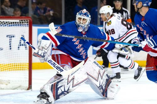 Henrik Lundqvist moving up the list of NHL legends