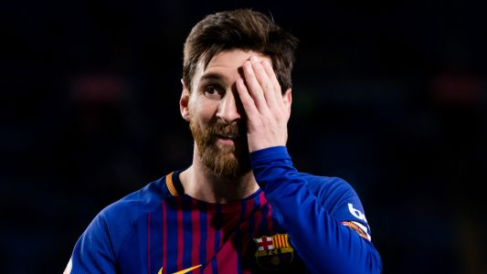Rakitic: Messi spending more time than ever in the gym