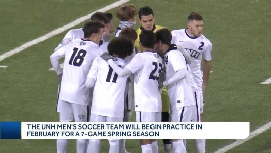 UNH soccer ready for Fall in Spring