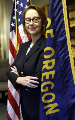 Oregon's top civil rights lawyer alleges racial profiling