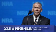 Oliver North Blames School Shootings On Ritalin