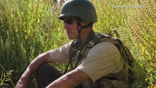 NH journalist James Foley receives Life and Liberty Award