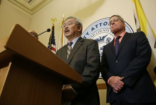 San Francisco Mayor Ed Lee dies at age 65