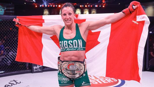 Bellator champ Julia Budd set to return, eager to showcase all she brings to the table