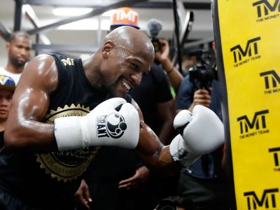 Floyd Mayweather says his career earnings will blast past $1 billion after Conor McGregor fight