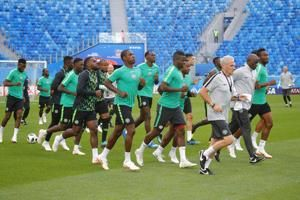 Nigeria defender wants to end Messi's World Cup dream