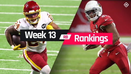 Week 13 Fantasy RB Rankings: Must starts, sleepers, potential busts at running back