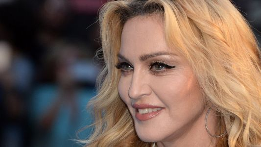 Madonna spotted hosting a spin class