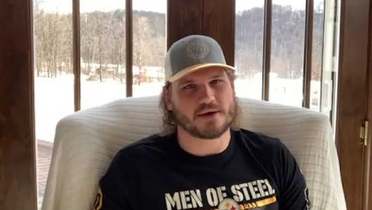 WATCH: Steelers TE Vance McDonald talks about his decision to retire