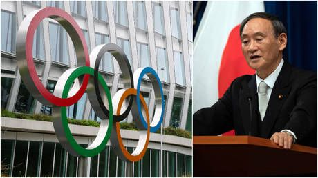 Japan will host Olympics in 2021 'as proof that humanity has DEFEATED the pandemic,' PM Suga vows at UN
