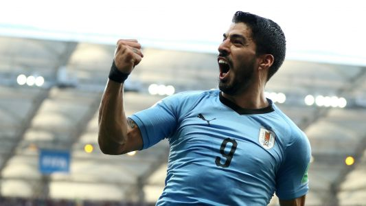 'Records are there to be broken' - Suarez out to make more history with Uruguay