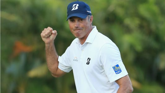 Sony Open in Hawaii: Matt Kuchar holds onto lead, secures win with 4-under 66 in final round