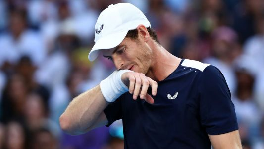 Australian Open 2019: Andy Murray bows out in epic first-round battle