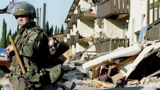 25 Years After The Northridge Earthquake, Is LA Ready For The Big One?