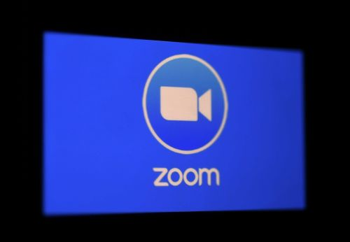 A man was fatally stabbed by his son during a Zoom chat, say police