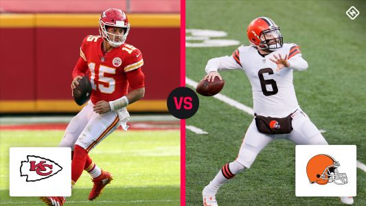 What channel is Chiefs vs. Browns on today? Time, TV schedule for NFL divisional playoff game