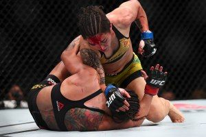 Jessica Andrade aims to be UFC champ in 2018, isn't counting on title shot after Tecia Torres bout