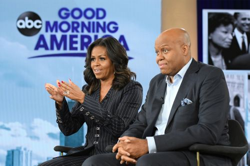 Michelle Obama reflects with brother, Craig Robinson, about time cops accused him of stealing his own bike around age 10